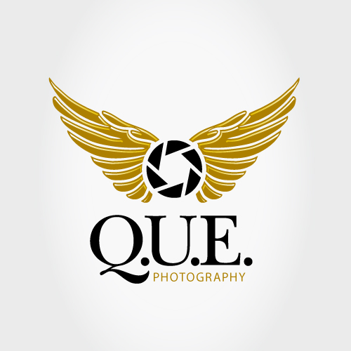 Q.U.E Photography Logo