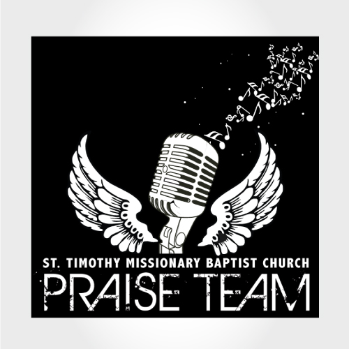 St. Timothy Praise Team Logo
