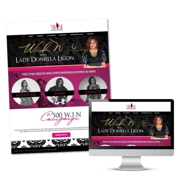 WIN Ministries Website | www.womeninneedministries.org