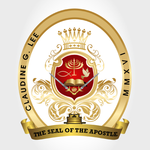The Seal of the Apostle of Claudine G. Lee