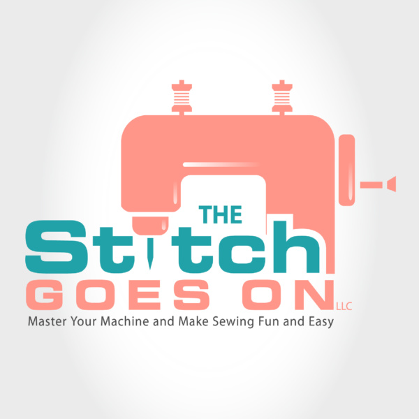 The Stitch Goes One Logo